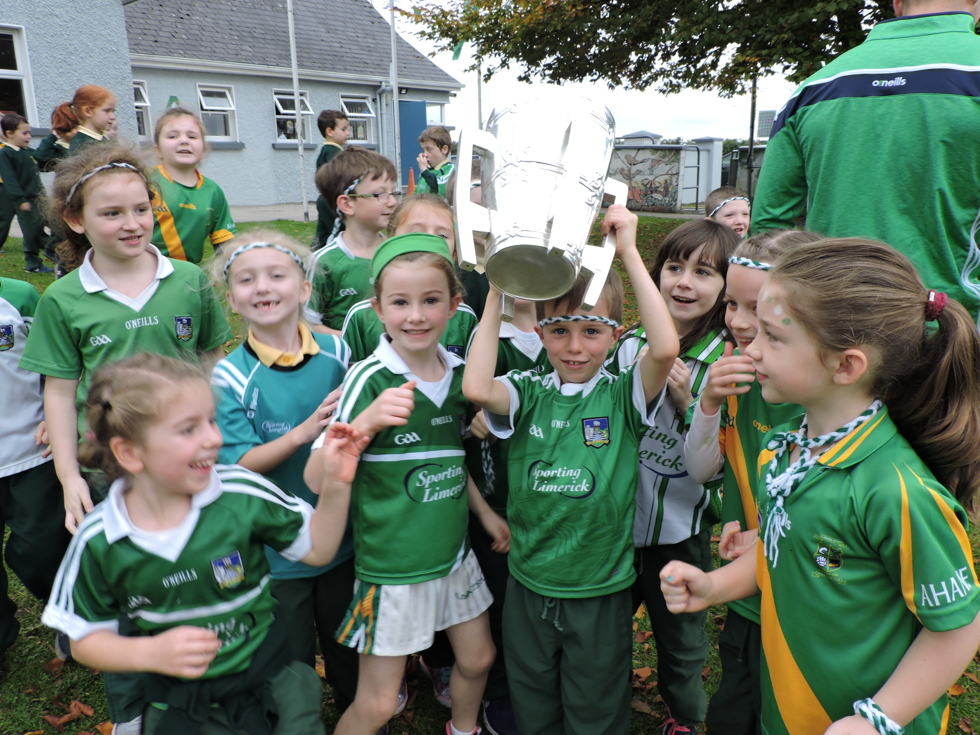 All Ireland Cup